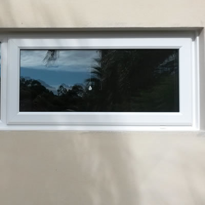 bedroom window double glazed